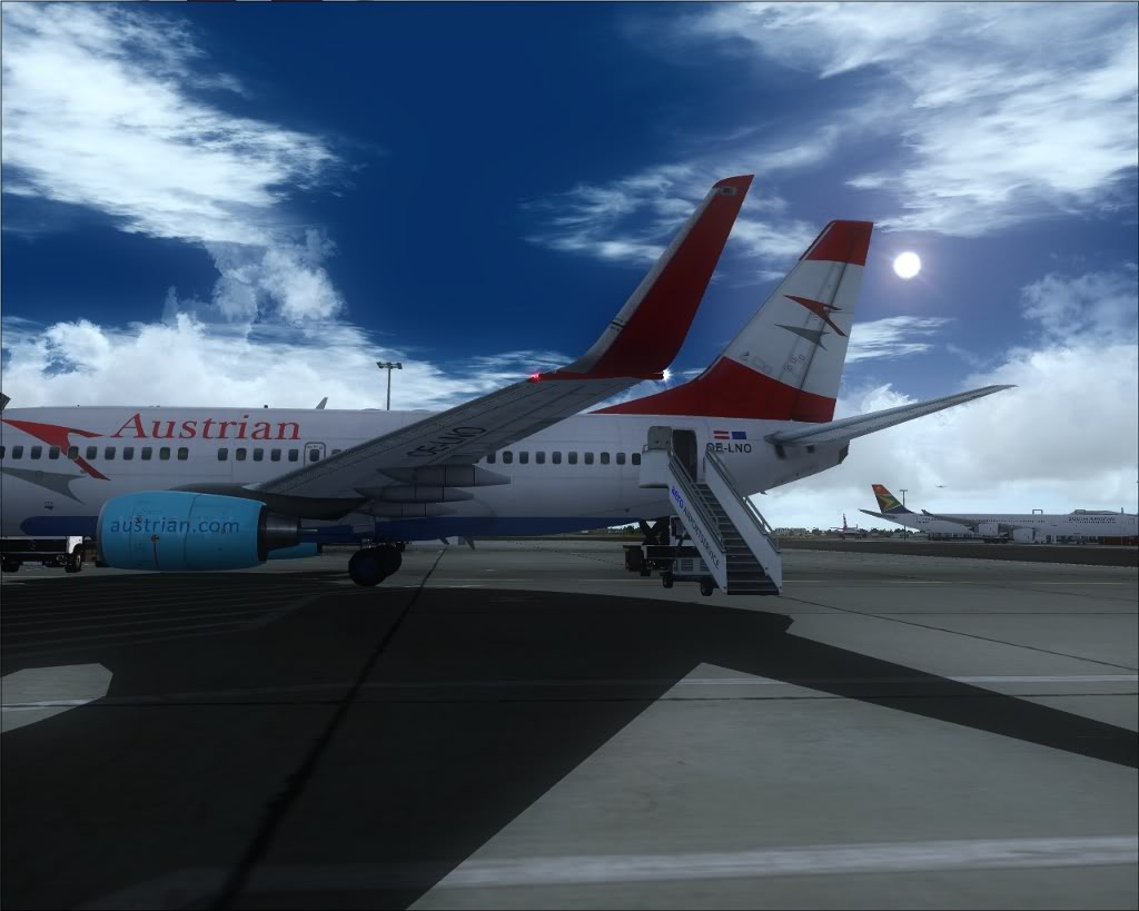 Vienna / LOWW - London / EGLL ScreenShot093