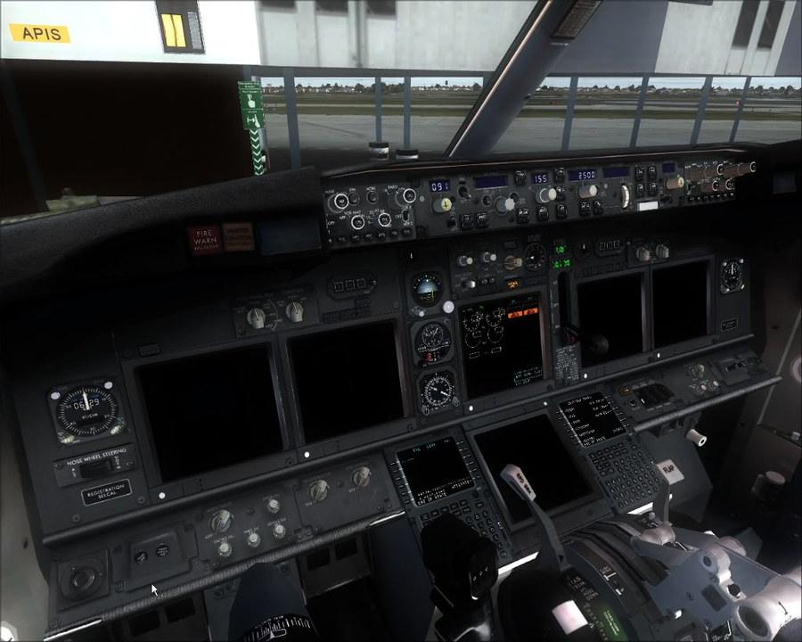 Vienna / LOWW - London / EGLL ScreenShot094
