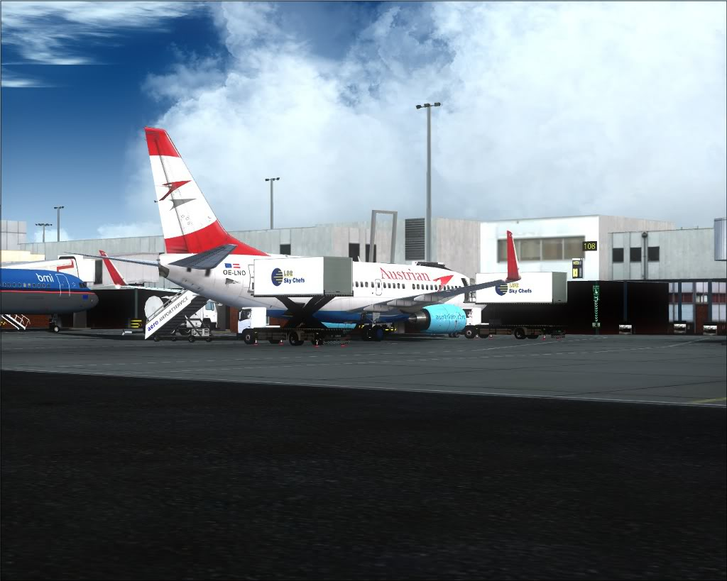Vienna / LOWW - London / EGLL ScreenShot098