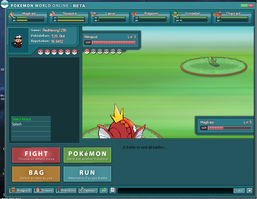 PWO ScreenShots Epickarp