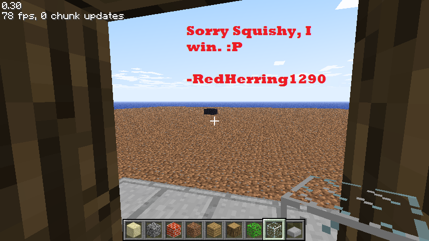 Our Own Minecraft Server! - Page 2 MebeatingHell2