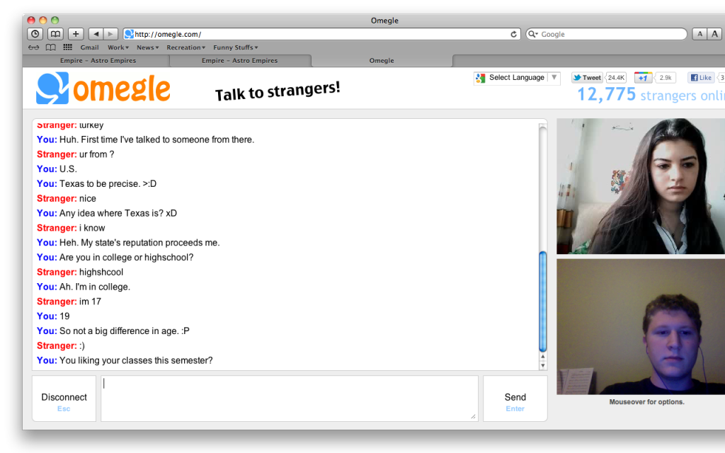 Omegle Laughter - Page 3 OmegleSuccess