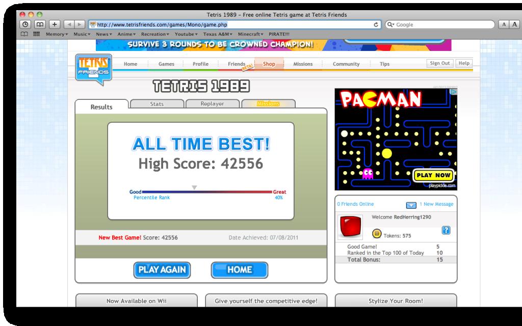 Tetris King Tetris2