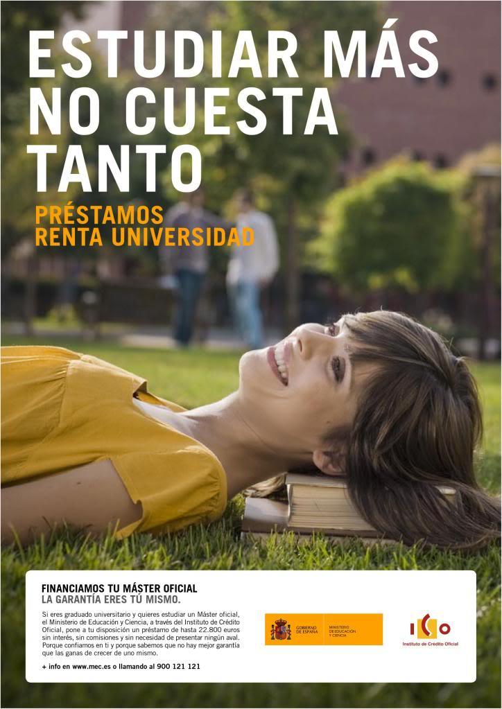 Cartel publicitario MEC CARTELPUBLCITARIO