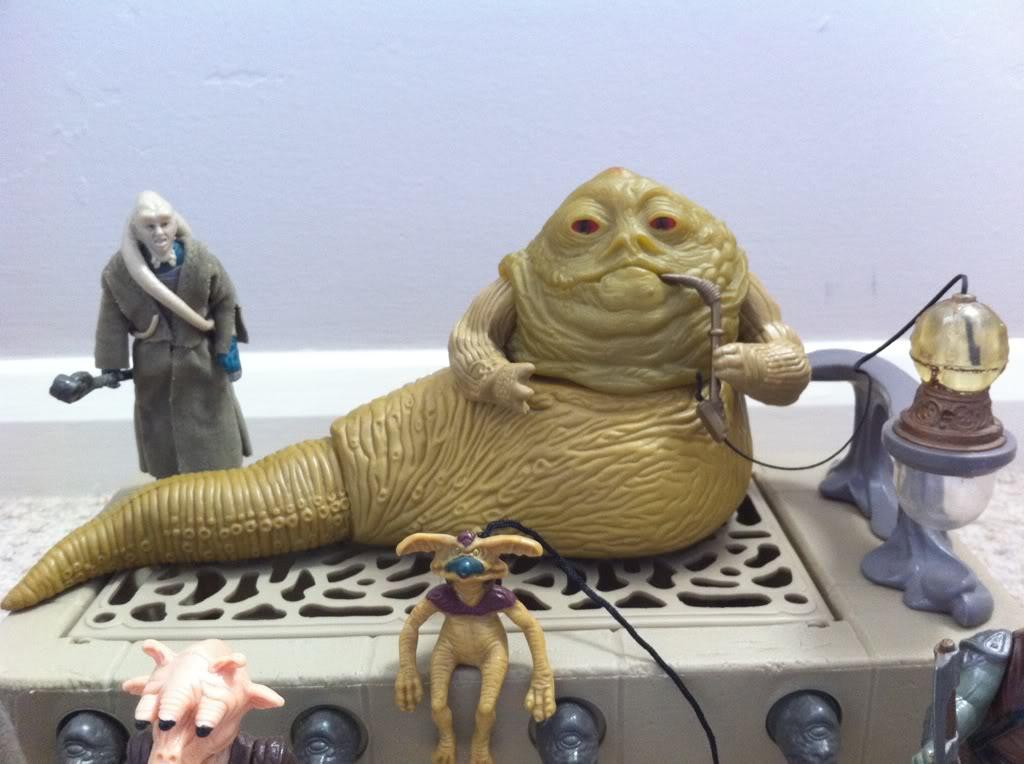 Ledy Jabba scene.... 364cf51e