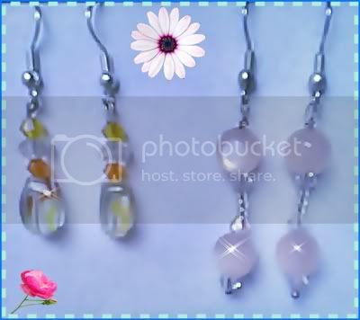 collares zarcillos pulseras variados Zarcillos045