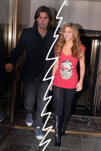 Shakira chia tay bạn trai sau 11 năm hẹn hò Sh311111