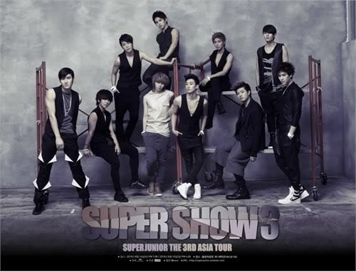 Super Junior trở lại Việt Nam T493725