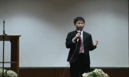 Cậu bé 12 tuổi gốc Việt làm giáo viên thỉnh giảng ở Mỹ T515038