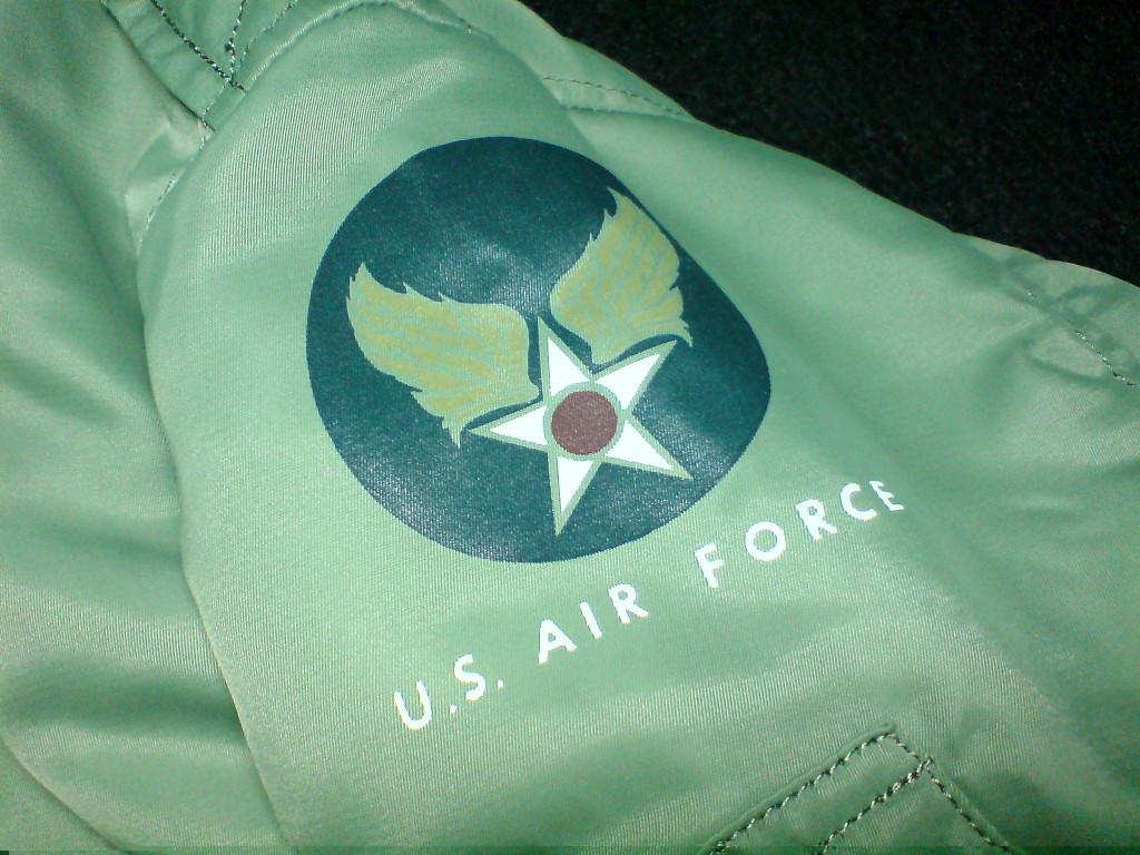 L-2B Flight Jacket DSC01060