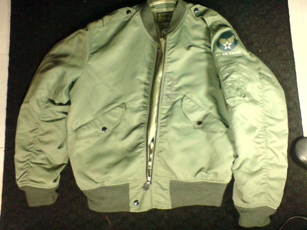 L-2B Flight Jacket DSC01085