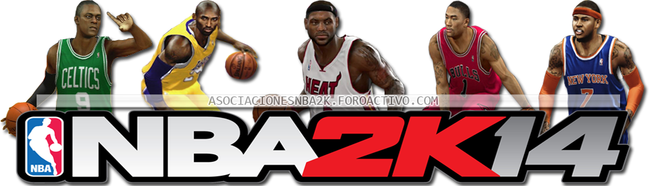 ASOCIACIONES ONLINE NBA 2K - PS3