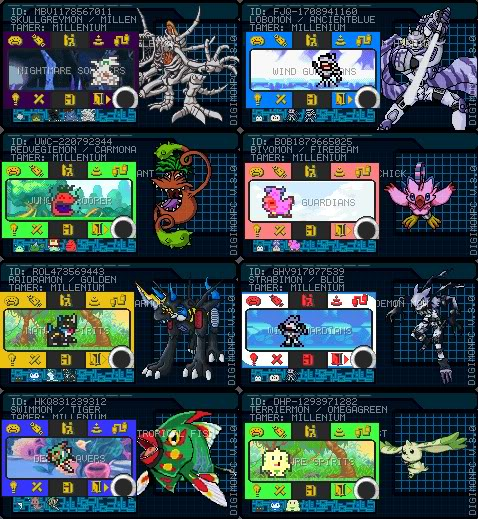 Nexus Digimon Millensteam-1