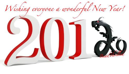 Happy New Year! 2012HNYBT