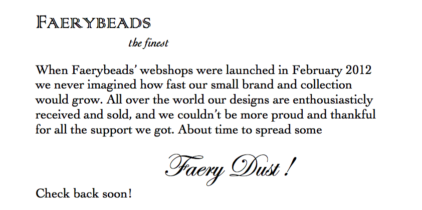 Ssssht...  Faery_Dust_Announcement_zps37e801fc