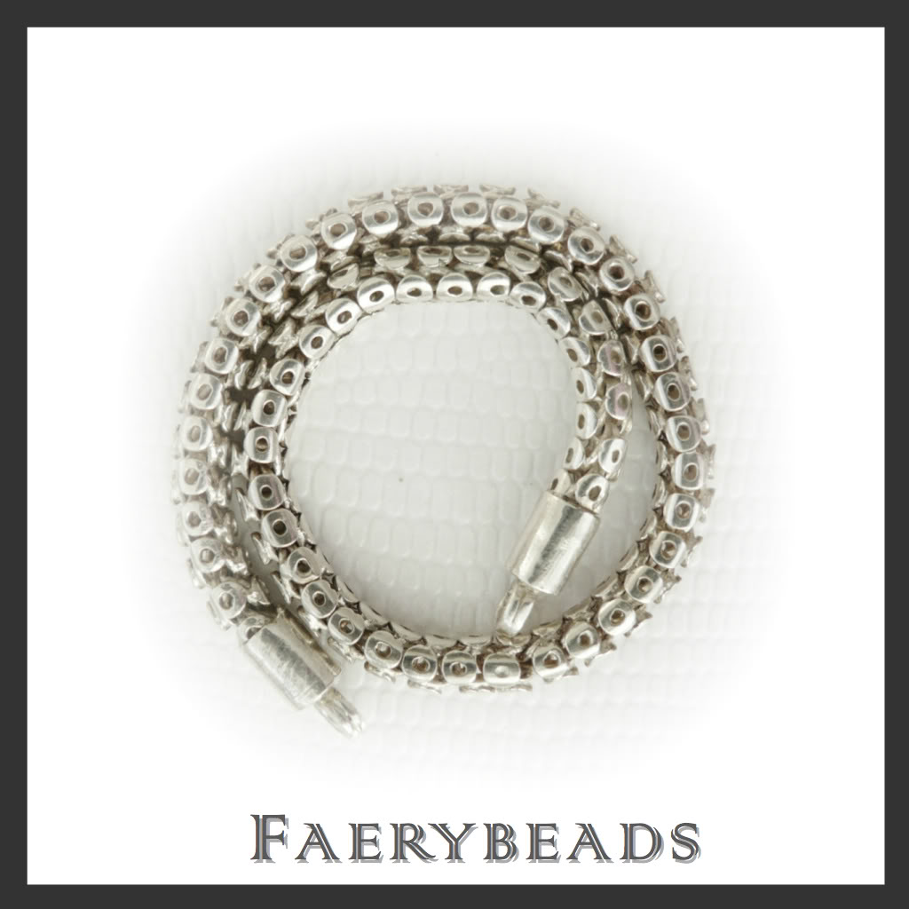 Faerybeads Exclusive - Dragon Scales Chain FaerybeadsDragonScalesChain