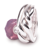 Trollbeads releases two 'ring and bead' sets 658f38ae