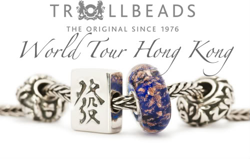 Trollbeads World Tour Hong Kong TBWTHK