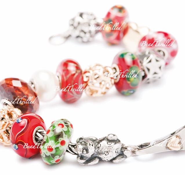 Trollbeads Christmas Kit 2011 sneak peek TBXmas2011RedSet