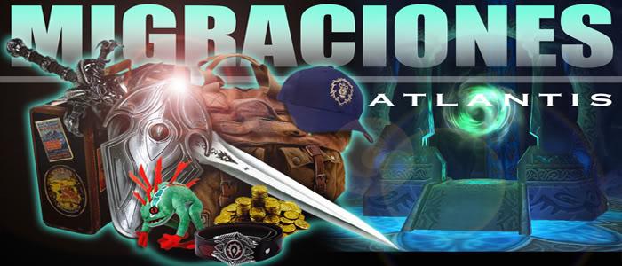 Arcadiawow servidor privado Migraciones00