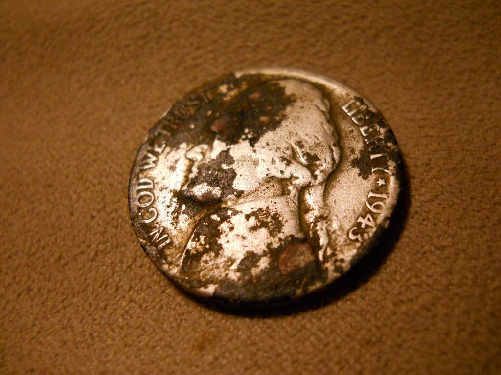 First silver coin. DSCN0688