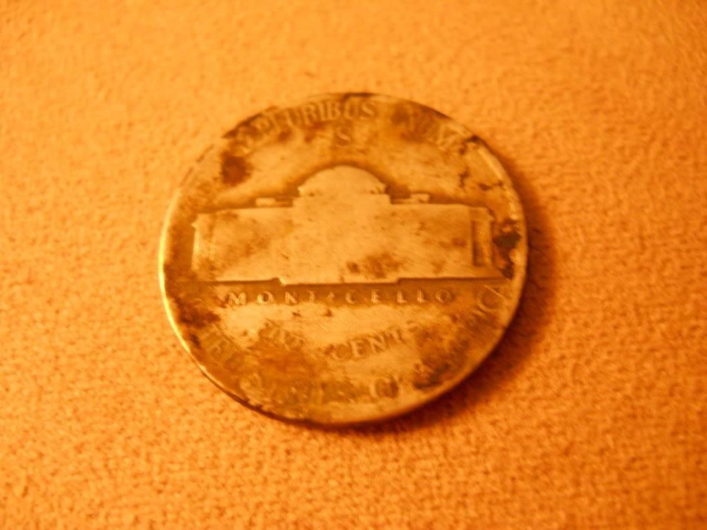 First silver coin. DSCN0692