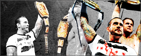 My name is, The best diva in the world. CM_Punk_WWE_Champion_sig