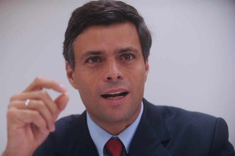 """Revolucion"" au Venezuela ? Leopoldo-lopez_2"
