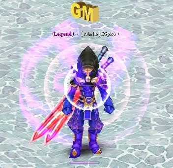 New Godly Kylin Set Blue