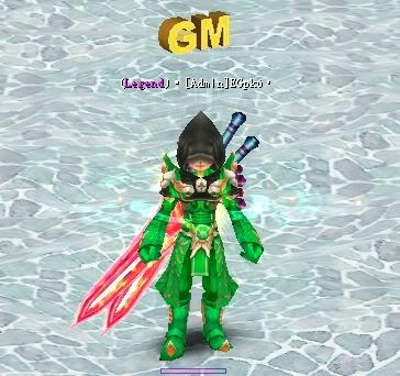 New Godly Kylin Set Green