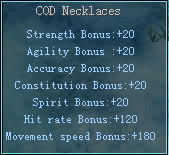 VOD and COD Set (Necklace & Ring) Codneck