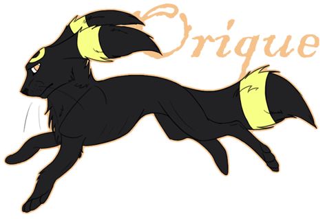 Orique the Umbreon & Slyke the Human   [Faraway Island, Hoenn] LEADER ShadowOfTheDay