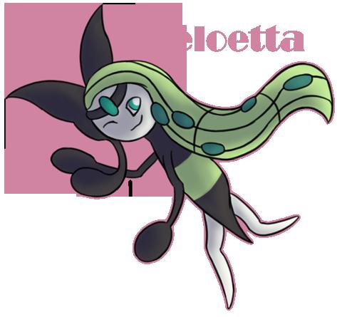 Legend - Meloetta  Meloooformeh1