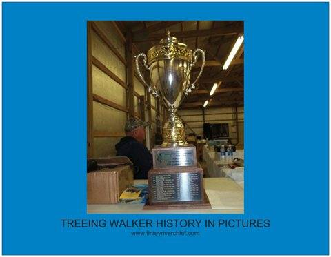 2014 TREEING WALKER HISTORY IN PICTURES CALENDAR TWHIP
