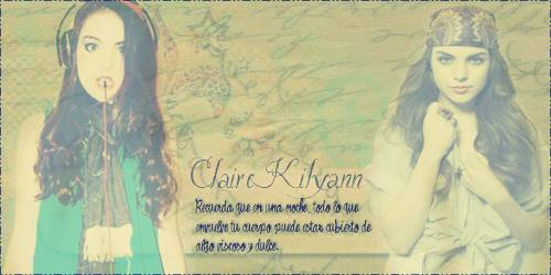 Expediente #004 {Claire Kilyann}  1-2-5
