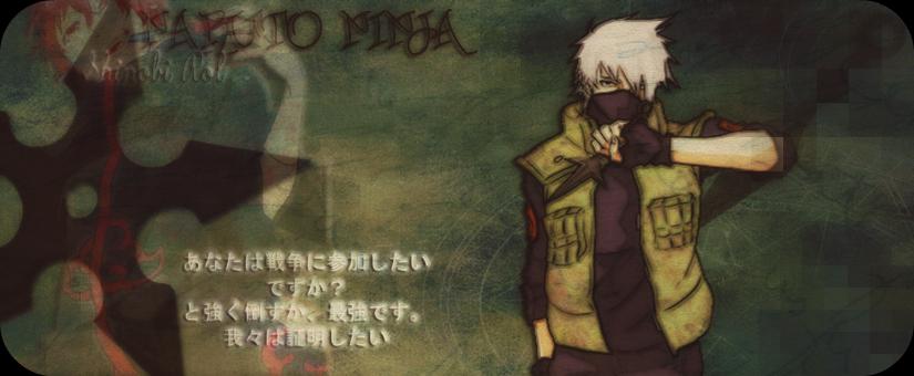 Naruto Ninja Shinobi Rol~