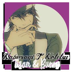 Guía de personajes de la historia  Kaburagi