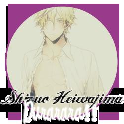 Guía de personajes de la historia  Shizuo