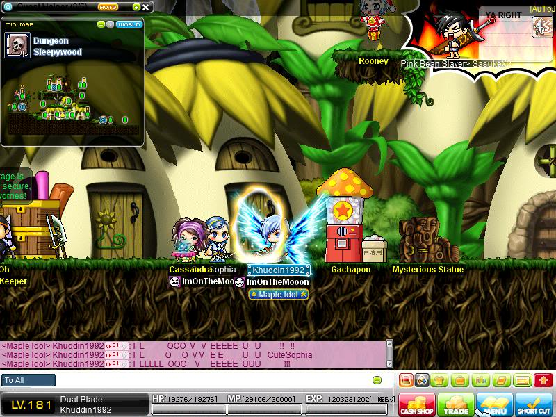 Back in the day? o.o Maple0043