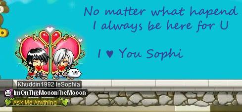 Rest In Peace Sophia T^T MeandSophiedited