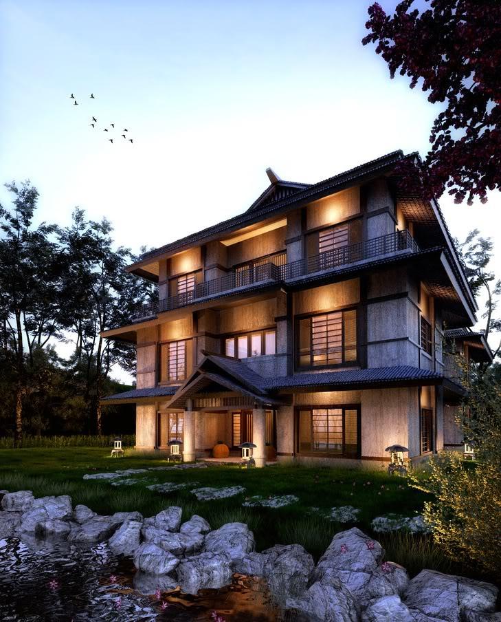 Historia del Kimochi girou Japanese_house_by_cuanz-d3a19y2