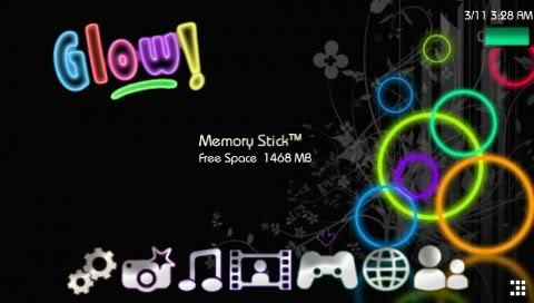 CTF Themes Collection For PSP CFW 6 60 + CXMB
