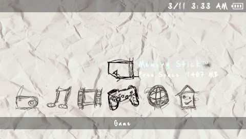 CTF Themes Collection For PSP CFW 6.60 + CXMB Pic_0011