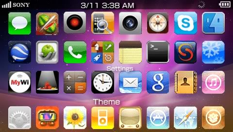 CTF Themes Collection For PSP CFW 6.60 + CXMB Pic_0014
