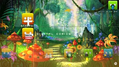 CTF Themes Collection For PSP CFW 6.60 + CXMB Pic_0031