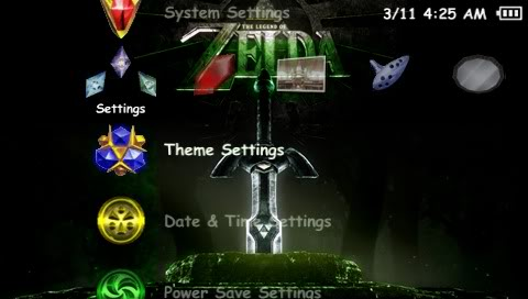 CTF Themes Collection For PSP CFW 6.60 + CXMB Pic_0040