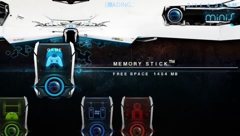 CTF Themes Collection For PSP CFW 6.60 + CXMB Pic_0046