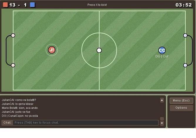 """Resultados Liga DGP """"Primera División"""" TorneoHaxball3-1"""