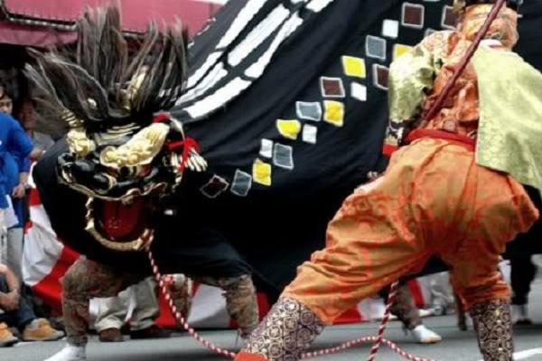 Bí ẩn nguồn gốc của múa sư tử Trung Quốc 120202kpsutu07