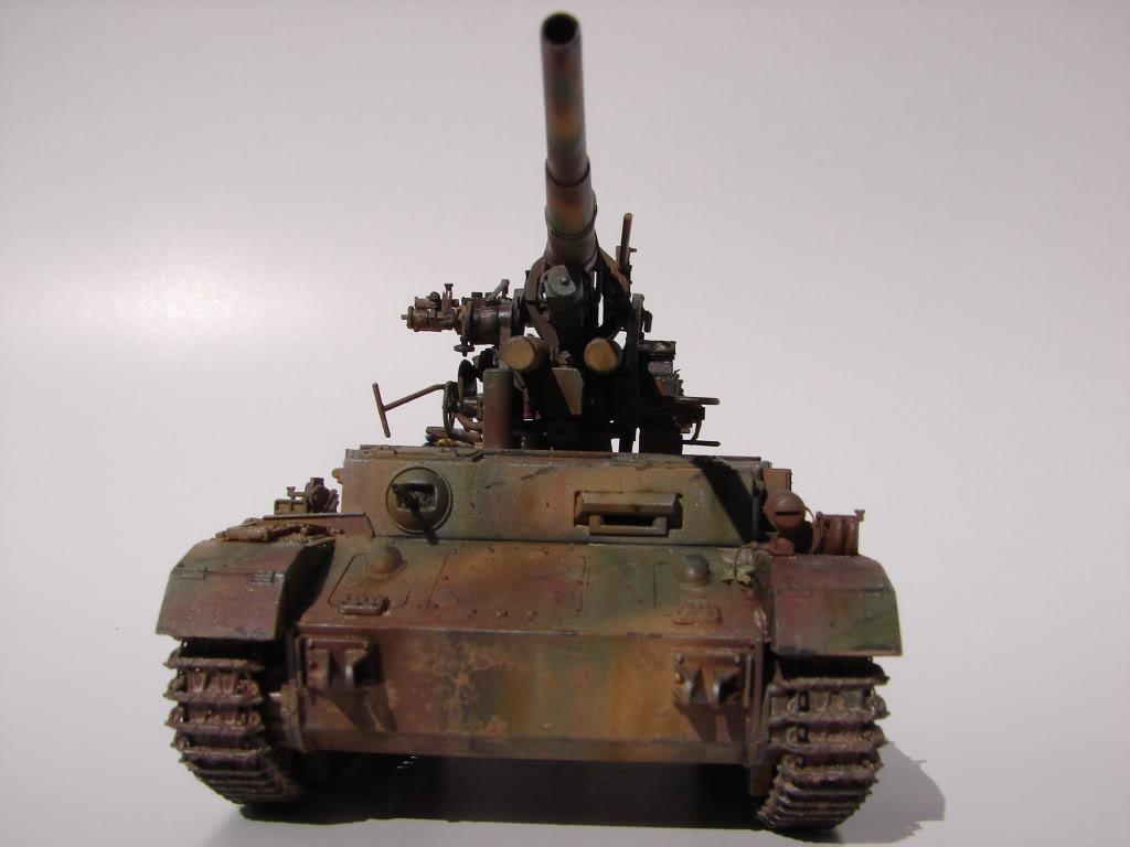 Panzer IV ausf.H with Flak 88 DSC02822